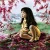 Akaine Hope mit 11 Jahren